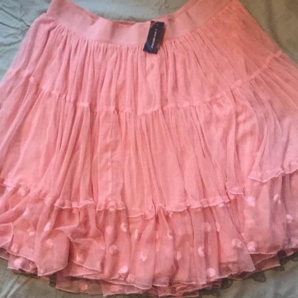 872784209c Lane Bryant Skirts | Blush Pink Mesh Tulle Skirt 1820 | Poshmark